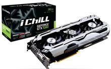Inno3D iChill GTX 1080 X3 8GB Graphics Card